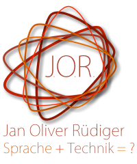 Notes - Jan Oliver Rüdiger