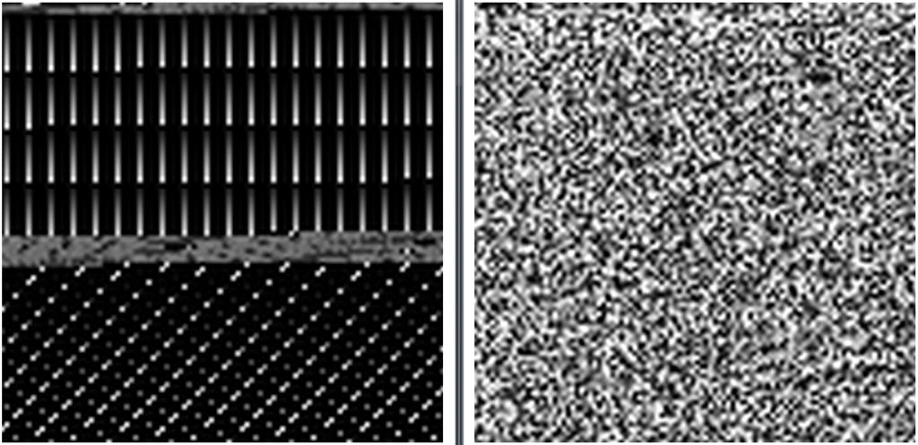 Dateiformate im Vergleich (links XML / rechts CorpusExplorer)