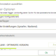 Neues Add-on: DTA::CAB