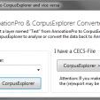 Kooperation: AnnotationPro & CorpusExplorer – Teil 2/2