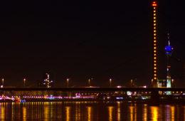 Düsseldorf@Night:5
